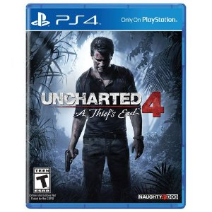 Jogo Uncharted 4 p/ PS4