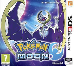 Jogo Pokemon Moon