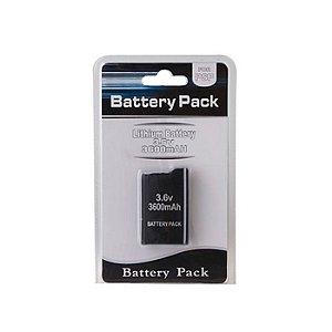 Bateria Para Sony Psp 2000 - Slim - 3000 De 2400mah - Paralela