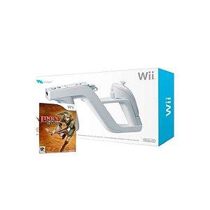 Wii Zapper Pistola Original Nintendo