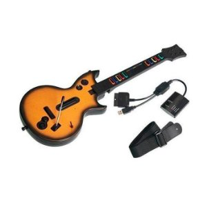 Guitarra Wireless para Nintendo Wii 10 in 1