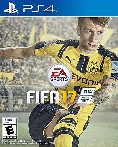 Jogo Fifa 17 p/ PS4