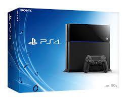 Playstation 4 1215A c/ 1 Controle - Fosco 500 Gb