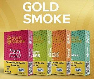 Gold smoke