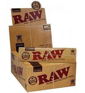 Raw - Caixa com 50 Unidades