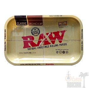 Bandeja Raw Organic Média
