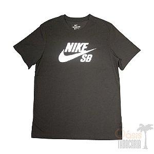 Camiseta Nike SB Dry Tee Preta