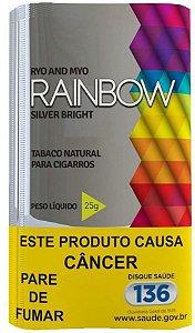 Tabaco Rainbow Prata