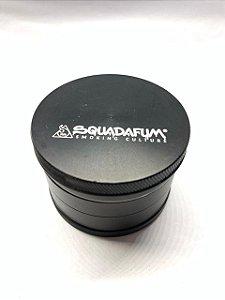 Squadafum High 51mm grinder 4 partes