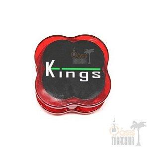 Dichavador Kings Pequeno Vermelho