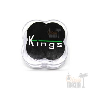 Dichavador Kings Pequeno Transparente