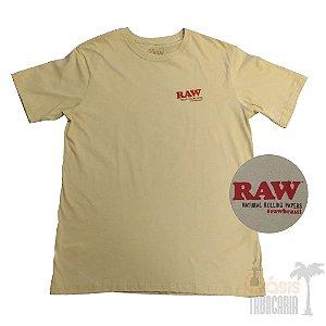 Camiseta RAW Brazil Livin.