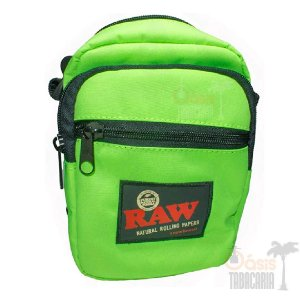 Shoulder Bag RAW Verde Neon