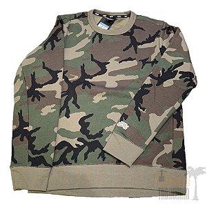 Blusão Nike SB Fleece Camuflado
