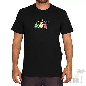 Camiseta LOST! BFF Preta