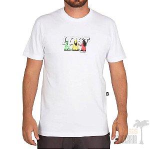 Camiseta LOST! BFF Branca