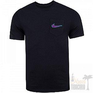 Camiseta Nike SB Tee Pocket Preta