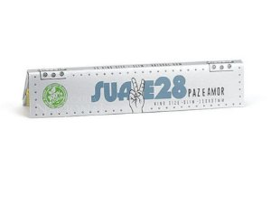 Suave28 Silver King Size Slim