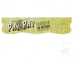 Pay-Pay Go Green King Size Slim