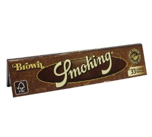 Smoking King Size Brown