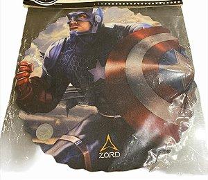 Tapete Capitão América tecido