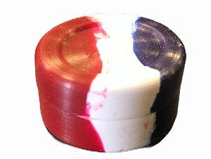 Oil Slick NS 5ml French (vermelho, branco e azul)
