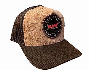 Boné RAW Logo Cortiça