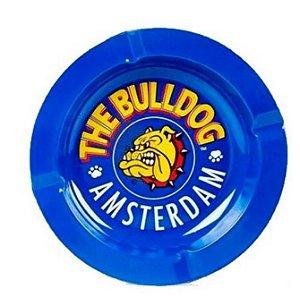 Cinzeiro de Metal The Bulldog Azul