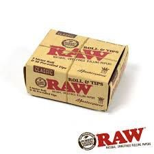 Seda RAW Roll and Tips