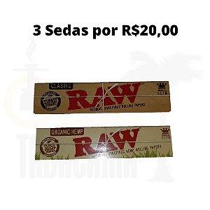 Sedas 3 por R$20,00 RAW