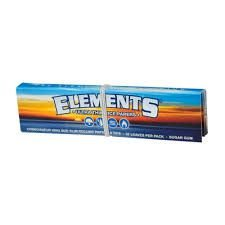 Seda Elements Azul Com Piteira King Size