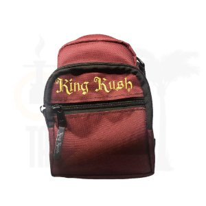 Shoulder Bag King Kush Bordo