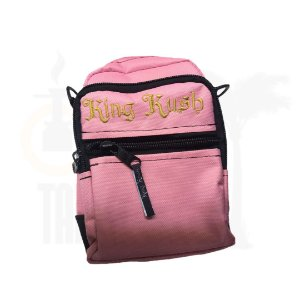 Shoulder Bag King Kush Rosa