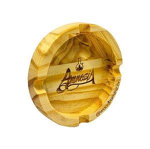 Cinzeiro de Madeira Amnésia