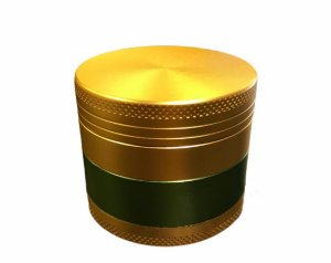 Dichavador Grinder 3 Fases Ouro Verde
