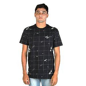 Camiseta LOST! Space Full Preto