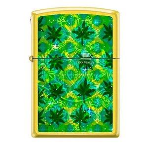 Zippo Leaf Pattern