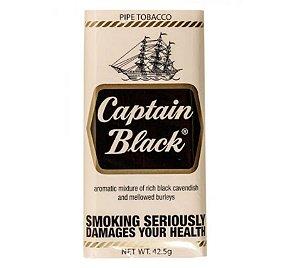 Tabaco Para Cachimbo Captain Black Original