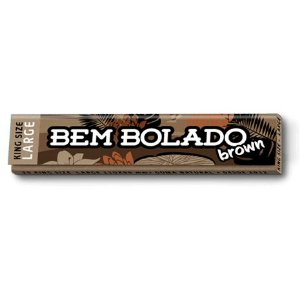 Bem Bolado Brown King Size Large