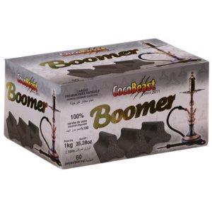 Carvão CocoBeast Boomer 1kg