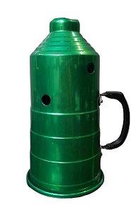 Abafador Metálico Verde
