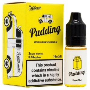 Juice Milkman 10ml 6mg