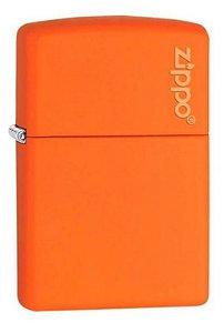 Zippo Logo Laranja