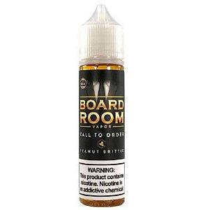 Board Room Peanut Brittle 60ml 3mg