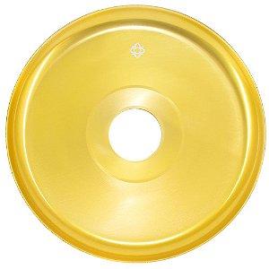 Prato Amazon Hookah New Universal Dourado