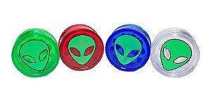 Dichavador Acrílico Alien Cores