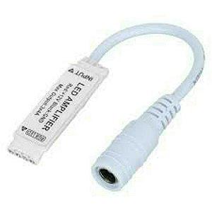 AMPLIFICADOR PARA FITA LED 5050 3528 RGB 12V