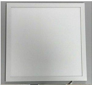 LUMINÁRIA PAINEL 36W LED QUADRADO EMBUTIR BRANCO NEUTRO - 400 MM X 400 MM