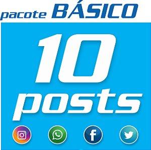 Pacote BÁSICO