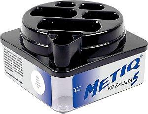 Base Pincel com 5 Metiq